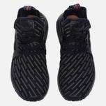 Кроссовки adidas Originals NMD XR1 Primeknit Triple Black фото- 4