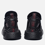 Кроссовки adidas Originals NMD XR1 Primeknit Triple Black фото- 5