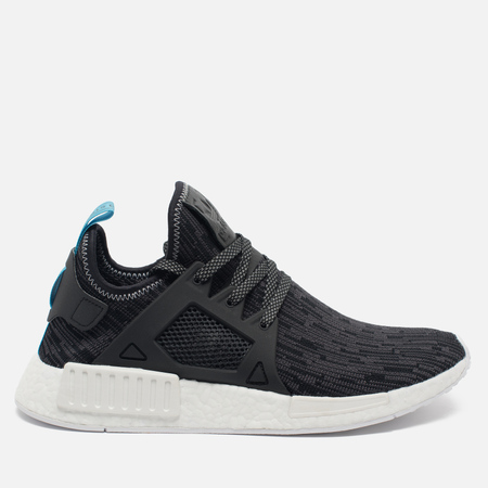 adidas Originals NMD XR1 Utility Men's Sneakers Black/Core Black/Bright Blue