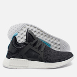 Кроссовки adidas Originals NMD XR1 Utility Black/Core Black/Bright Blue фото- 2