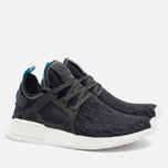 Кроссовки adidas Originals NMD XR1 Utility Black/Core Black/Bright Blue фото- 1