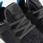 Кроссовки adidas Originals NMD XR1 Utility Black/Core Black/Bright Blue фото- 5