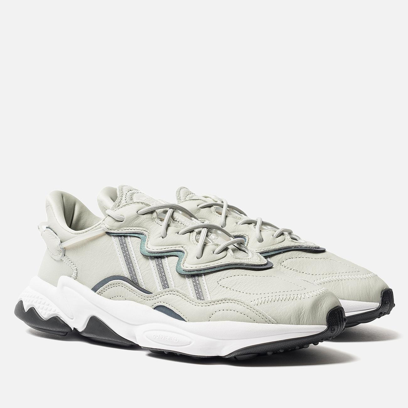 Мужские кроссовки adidas Originals Ozweego Ash Silver/Grey Three/Trace Cargo