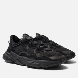 Кроссовки adidas Originals Ozweego Core Black/Core Black/Trace Grey Metallic