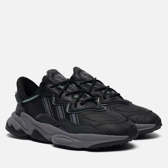 Мужские кроссовки adidas Originals Ozweego Core Black/Grey Four/Onix
