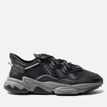 Мужские кроссовки adidas Originals Ozweego Core Black/Grey Four/Onix фото- 3