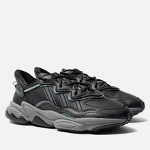 Мужские кроссовки adidas Originals Ozweego Core Black/Grey Four/Onix фото- 0
