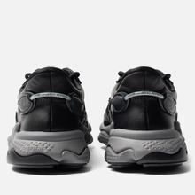 Мужские кроссовки adidas Originals Ozweego Core Black/Grey Four/Onix фото- 2