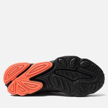 Кроссовки adidas Originals Ozweego Core Black/Solar Green/Hi-Res Coral фото- 4