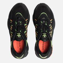 Кроссовки adidas Originals Ozweego Core Black/Solar Green/Hi-Res Coral фото- 1