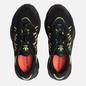 Кроссовки adidas Originals Ozweego Core Black/Solar Green/Hi-Res Coral фото - 1