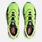 Мужские кроссовки adidas Originals Ozweego Solar Green/Core Black/Glow Green фото - 1