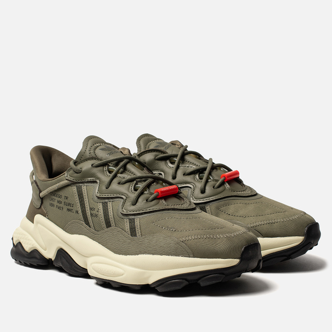 Мужские кроссовки adidas Originals Ozweego TR Legacy Green/Night Cargo/Sand
