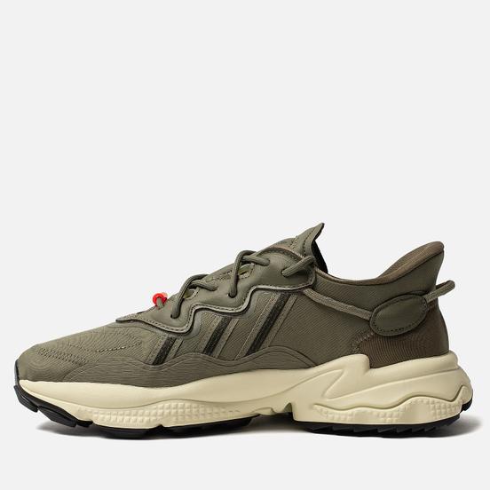 Мужские кроссовки adidas Originals Ozweego TR Legacy Green/Night Cargo/Sand