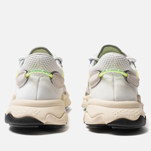 Кроссовки adidas Originals Ozweego White/Grey One/Solar Yellow фото- 2