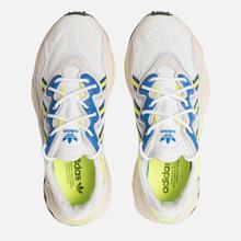 Кроссовки adidas Originals Ozweego White/Grey One/Solar Yellow фото- 1