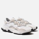 Кроссовки adidas Originals Ozweego White/White/Core Black фото- 1