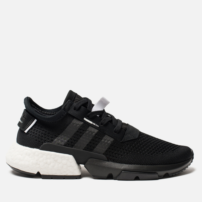 Мужские кроссовки adidas Originals Pod-S3.1 Core Black/Core Black/Footwear White