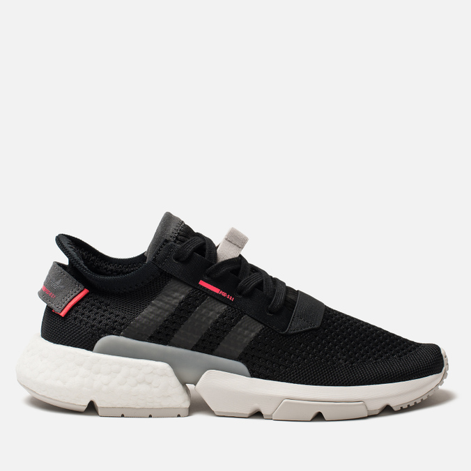 Мужские кроссовки adidas Originals Pod-S3.1 Core Black/Core Black/Shock Red