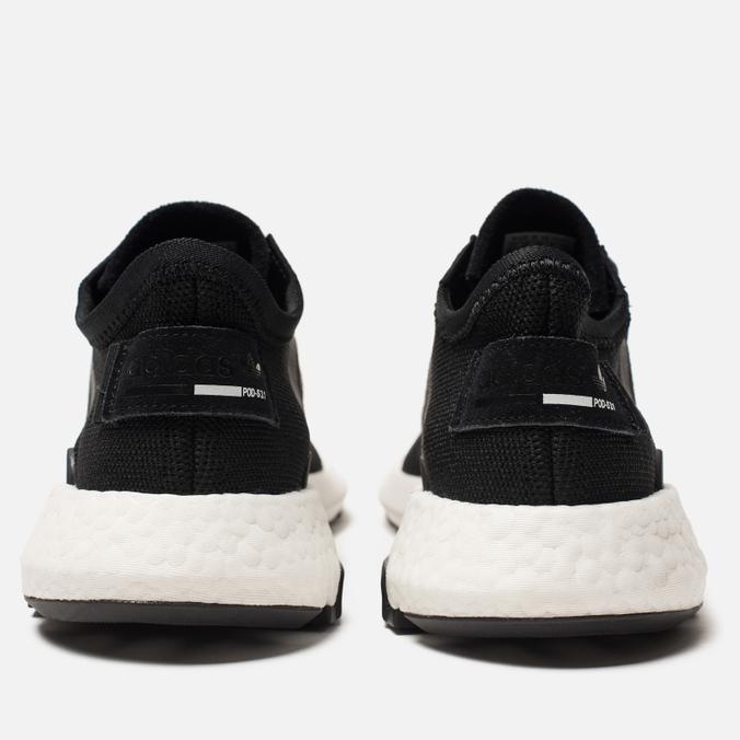 Мужские кроссовки adidas Originals POD-S3.1 Core Black Core Black White eed566a1c29