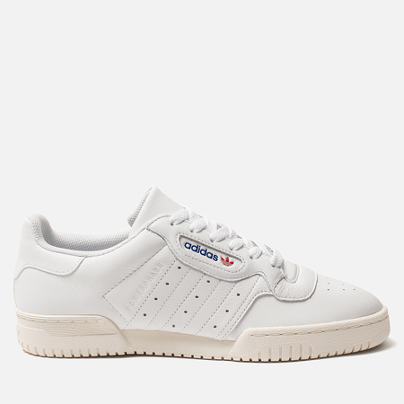 Мужские кроссовки adidas Originals Powerphase White/White/Off White