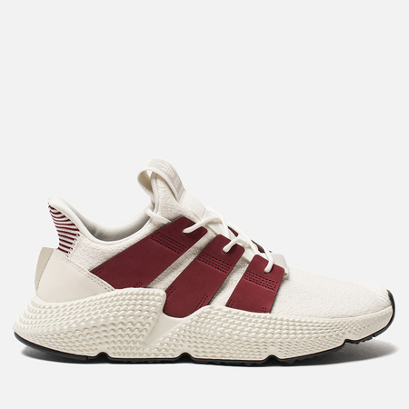 Мужские кроссовки adidas Originals Prophere Cloud White/Noble Maroon/Core Black