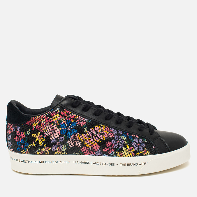 adidas Originals Rod Laver Sneakers Black/Off White/Multicolour