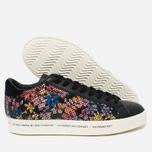 adidas Originals Rod Laver Sneakers Black/Off White/Multicolour photo- 2