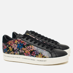 adidas Originals Rod Laver Sneakers Black/Off White/Multicolour photo- 1