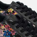 Женские кроссовки adidas Originals Rod Laver Black/Off White/Multicolour фото- 5