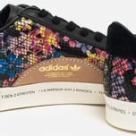 Женские кроссовки adidas Originals Rod Laver Black/Off White/Multicolour фото- 6