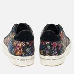 adidas Originals Rod Laver Sneakers Black/Off White/Multicolour photo- 3