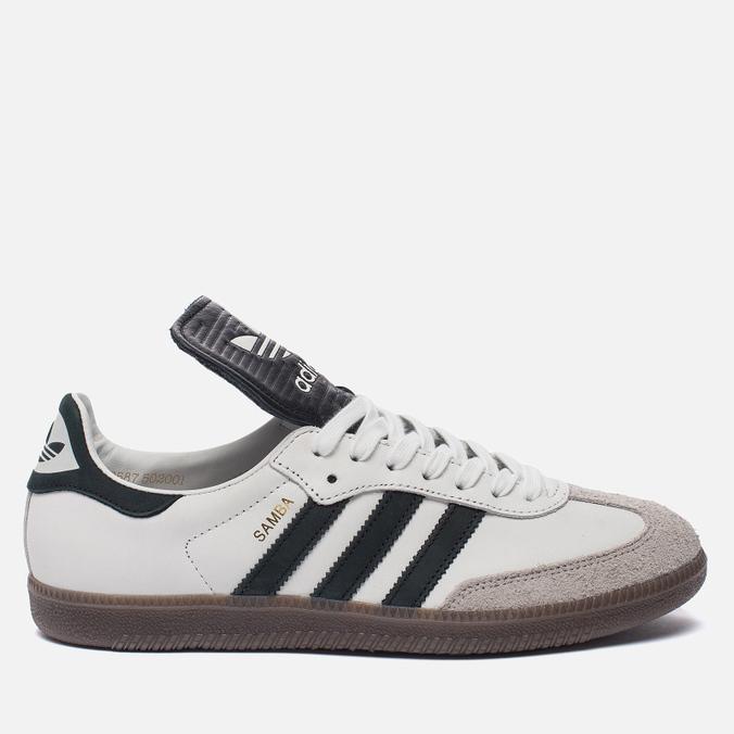 Мужские кроссовки adidas Originals Samba Classic OG MIG Vintage White/Core Black/Gum