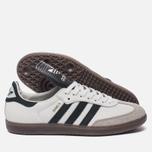 Мужские кроссовки adidas Originals Samba Classic OG MIG Vintage White/Core Black/Gum фото- 1