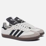 Мужские кроссовки adidas Originals Samba Classic OG MIG Vintage White/Core Black/Gum фото- 2