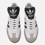 Мужские кроссовки adidas Originals Samba Classic OG MIG Vintage White/Core Black/Gum фото- 4