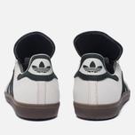 Мужские кроссовки adidas Originals Samba Classic OG MIG Vintage White/Core Black/Gum фото- 5