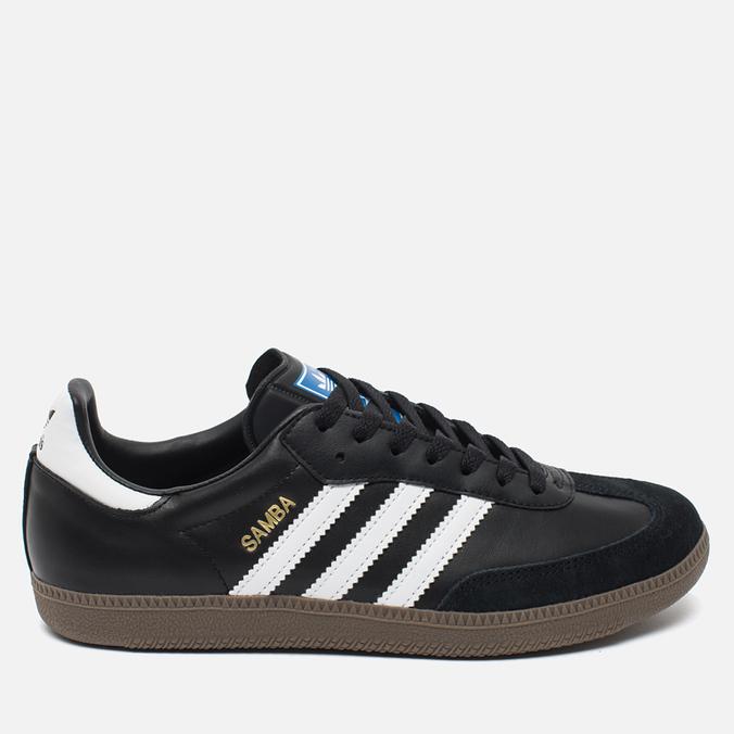 Кроссовки adidas Originals Samba Core Black