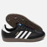 Кроссовки adidas Originals Samba Core Black фото- 2
