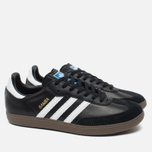 Кроссовки adidas Originals Samba Core Black фото- 1