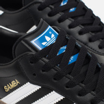 Кроссовки adidas Originals Samba Core Black фото- 5