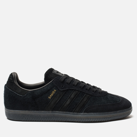 Мужские кроссовки adidas Originals Samba OG Core Black/Core Black/Carbon