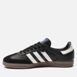 Мужские кроссовки adidas Originals Samba OG Core Black/White/Gum фото- 1