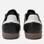 Мужские кроссовки adidas Originals Samba OG Core Black/White/Gum фото- 3