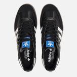 Мужские кроссовки adidas Originals Samba OG Core Black/White/Gum фото- 5