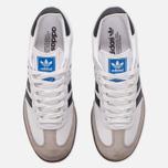 Кроссовки adidas Originals Samba OG Running White/Core Black/Gum фото- 4