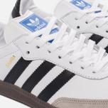 Кроссовки adidas Originals Samba OG Running White/Core Black/Gum фото- 5