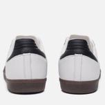 Кроссовки adidas Originals Samba OG Running White/Core Black/Gum фото- 3