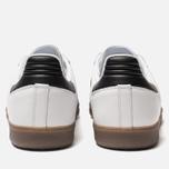 Мужские кроссовки adidas Originals Samba OG White/Core Black/Clear Granite фото- 3