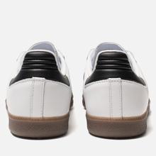 Кроссовки adidas Originals Samba OG White/Black/Clear Granite фото- 2